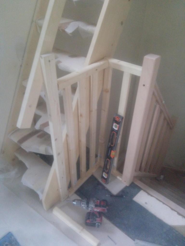 Creation D Une Tremie Escalier renovation-complete-pavillon-essonne-villabe-amenagement